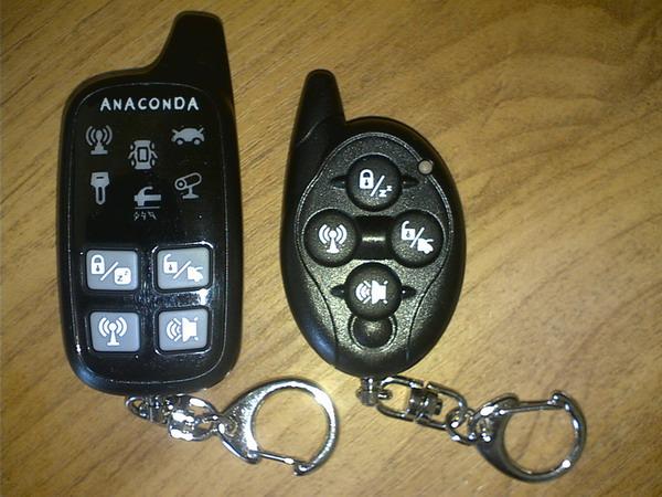 инструкция автосигнализация. анаконда